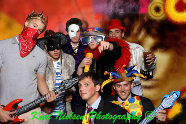 Green Screen Event Photography