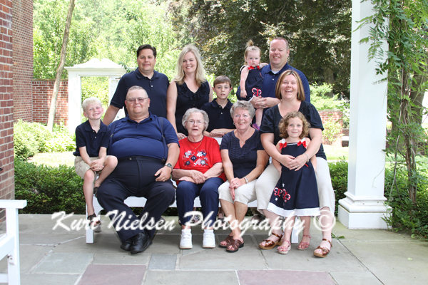 Family Portraits at Wildwood Park
