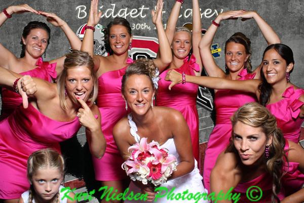 Toledo Photo Booth for Weddings