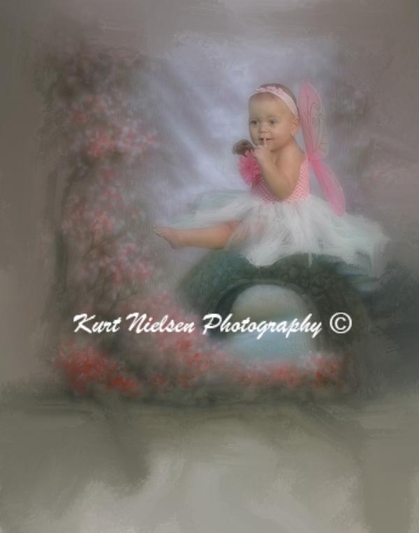 Fairy Portrait Session Photographer Toledo