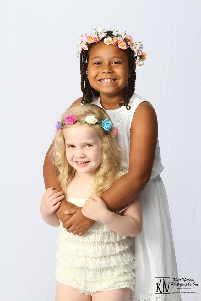 portrait studio for children's pictures