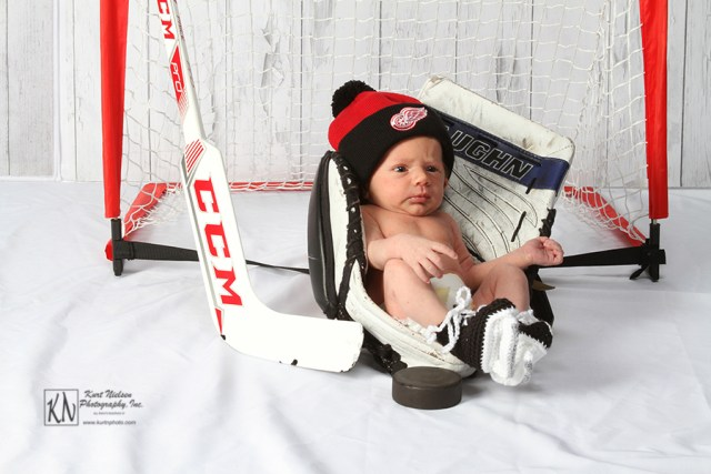 detroit redwings hockey goalie fan
