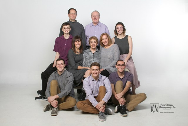 family photos studio in Sylvania