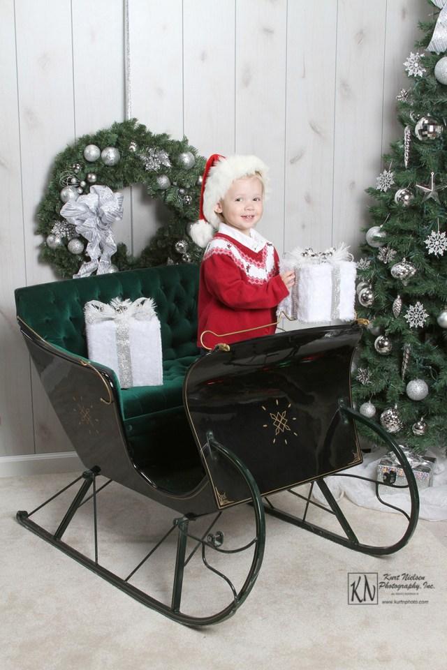 Santa photographer