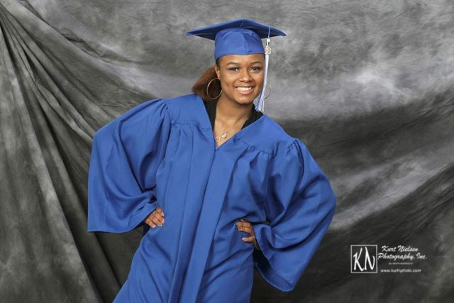 Graduation Cap and Gown Portrait Sessions - Kurt Nielsen Photography