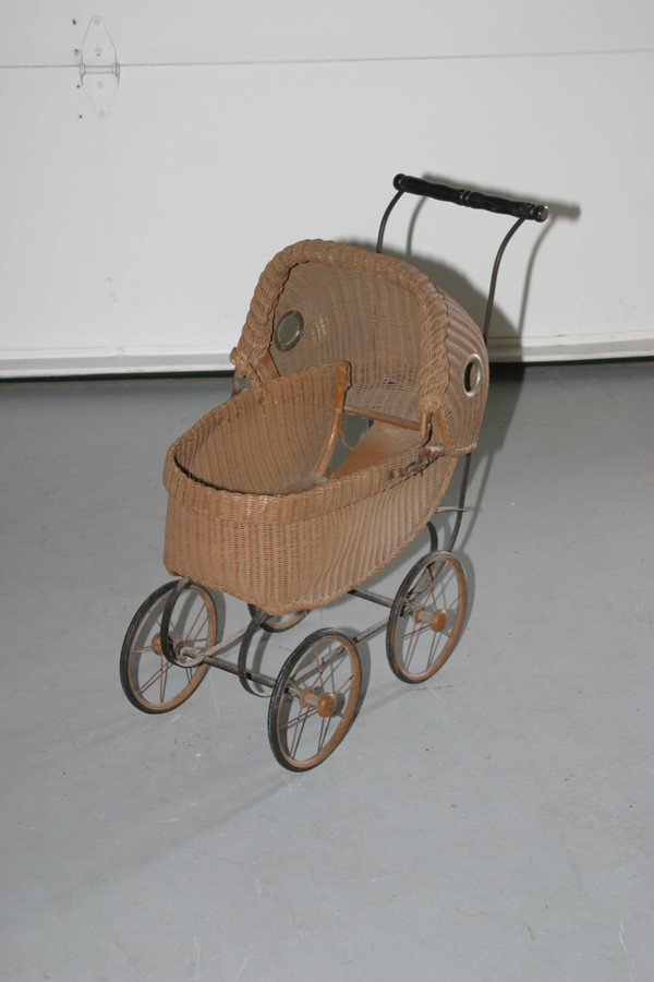 antique baby buggy for sale