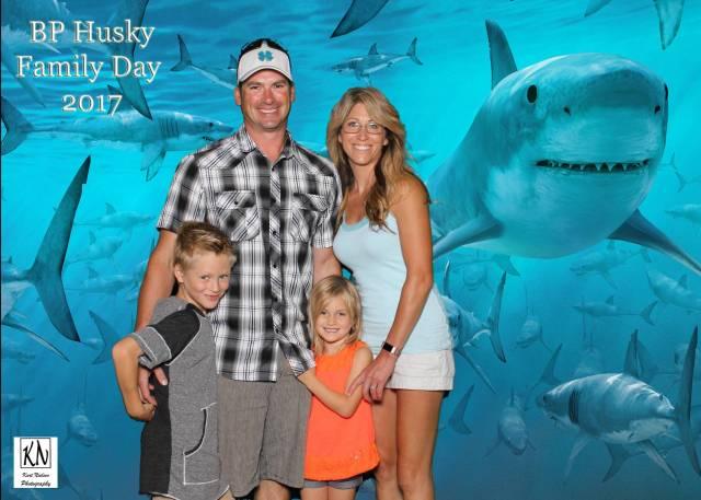 family of sharks