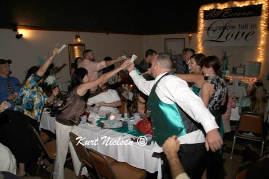 Ideas for Wedding Reception Fun