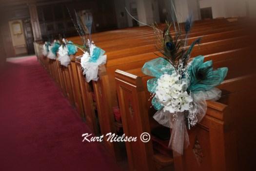 Church Pew Bows