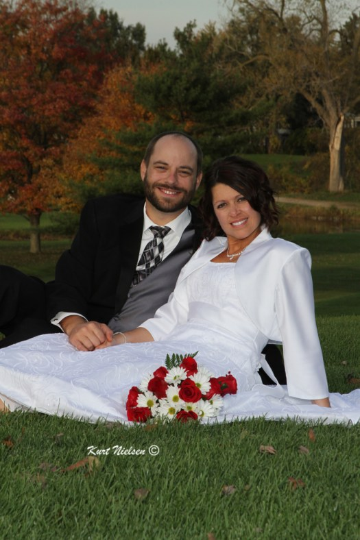 October Wedding at Tamaron Country Club Toledo