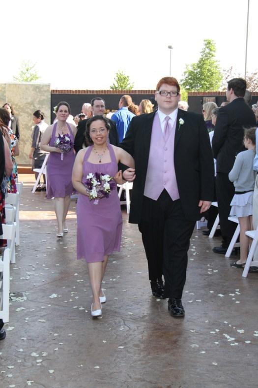 Bridal Party Recessional