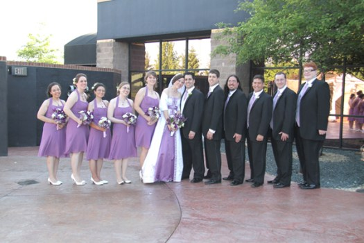 Weddings at the Pinnacle in Maumee