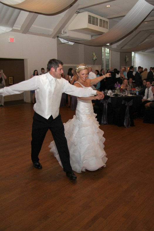 Learn Dance steps for your wedding
