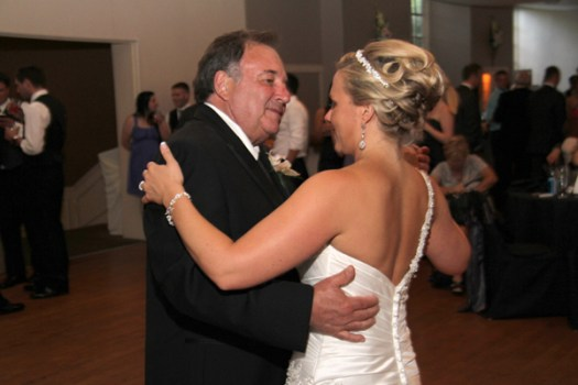 Father-Daughter Dance with the Bride