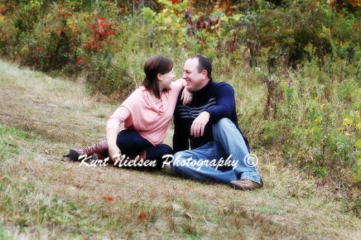 Sylvania Engagement Photographer