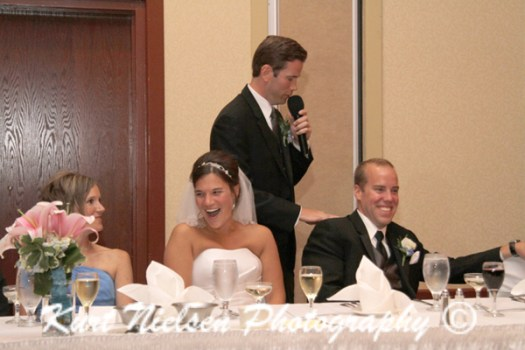 funny toast to the bride and groom