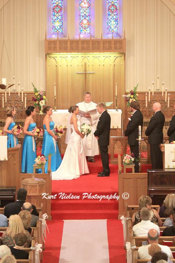 Summer Church Weddings