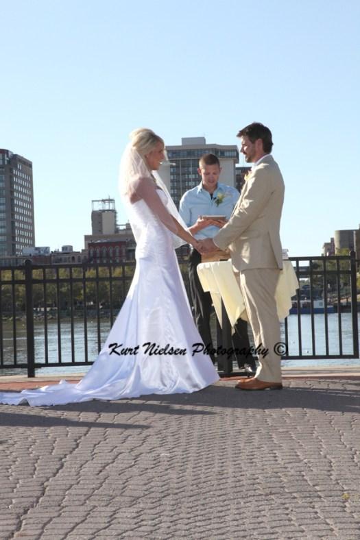 Downtown Toledo Weddings