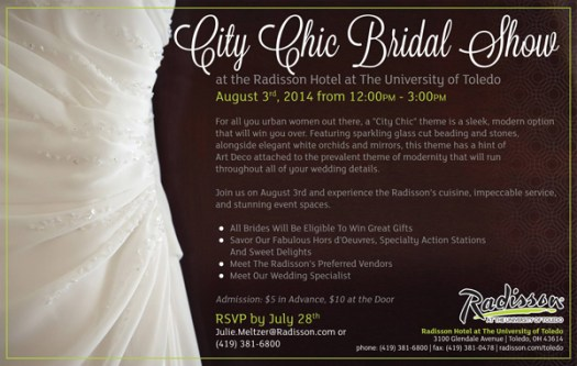 City Chic Bridal Show