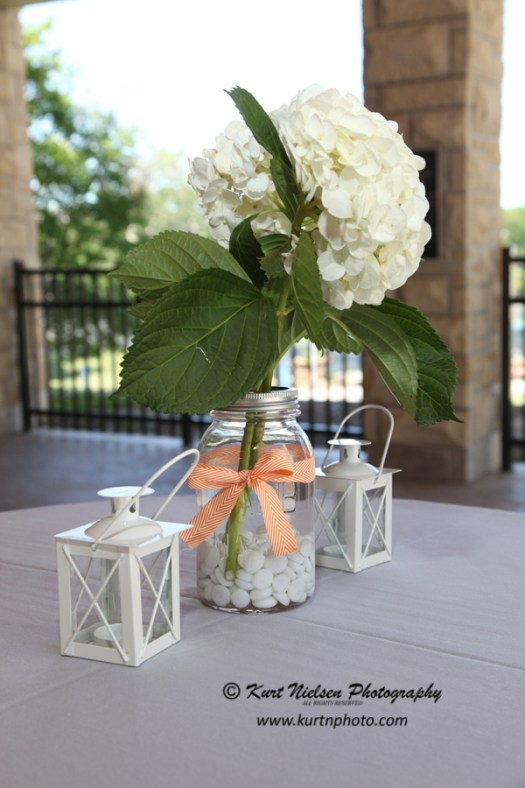 wedding centerpiece idea