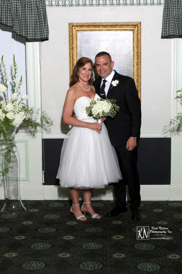 Toledo Club Wedding in the Corinthian Room