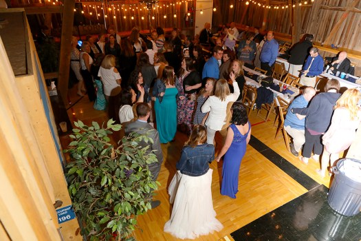 dhaseleer Events Barn Wedding receptions