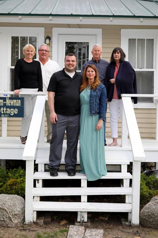 Antrim-Newman Cottage in Charlevoix, Michigan
