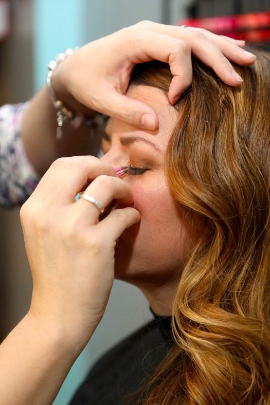 wedding eyelashes