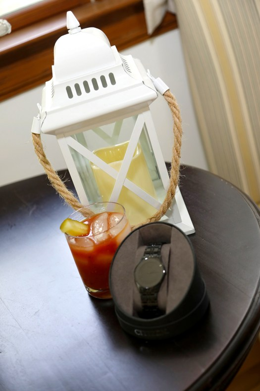 bloody mary in the morning