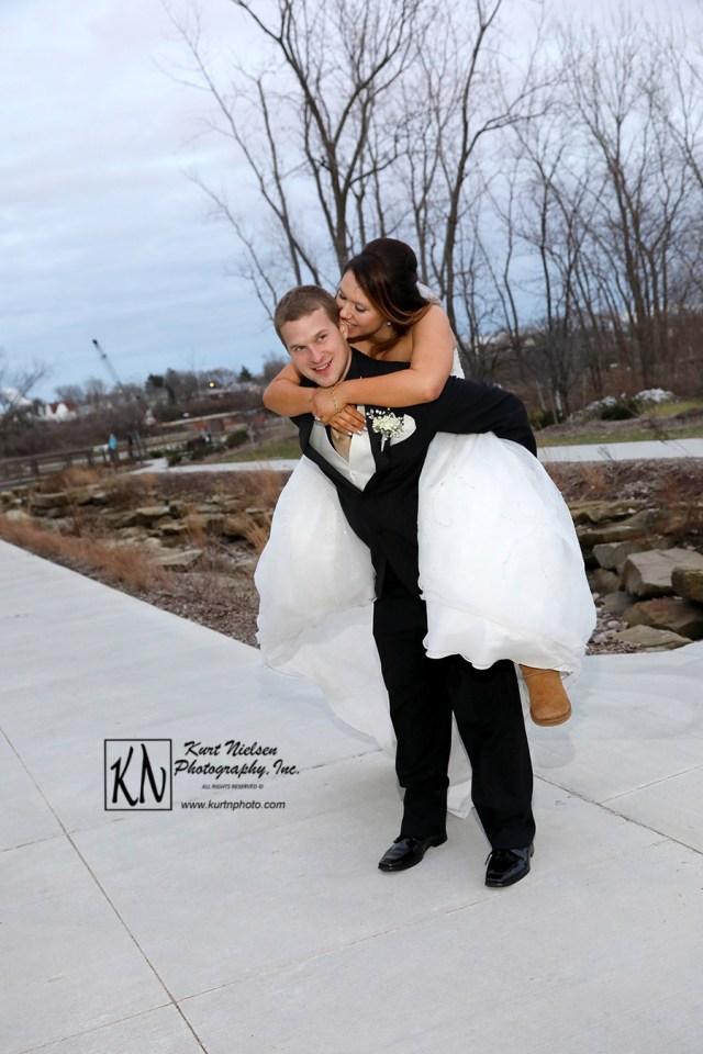 newlywed photo
