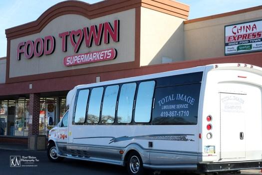 Total Image Limousine Service Party Bus