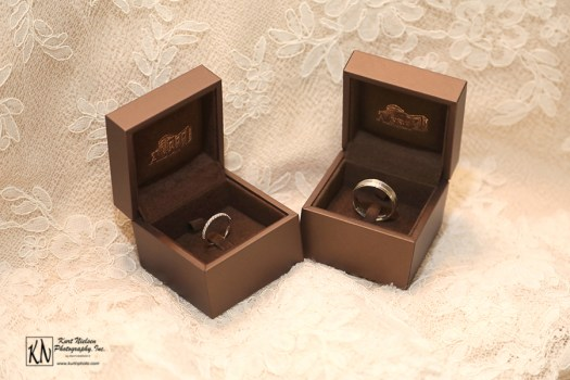 wedding rings from Alson Jewelers