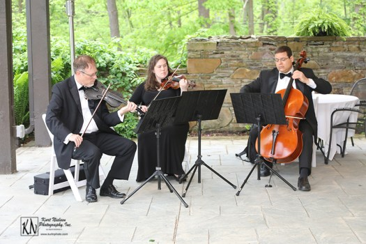 string trio from Cleveland Music Group