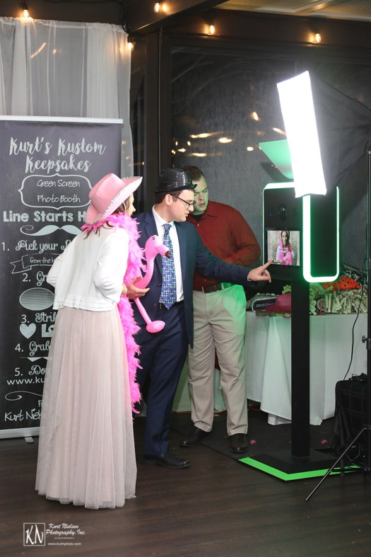 custom photo booth that travels