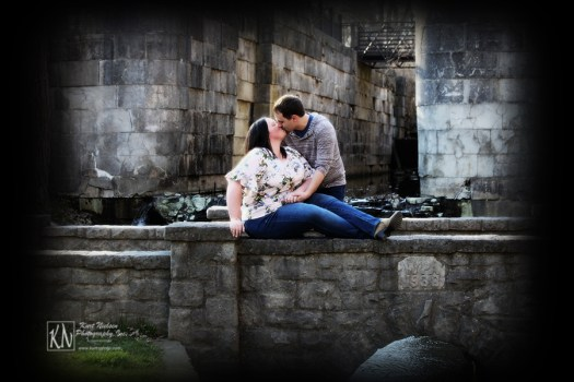 midwest engagement photography
