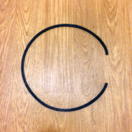 C from a rubber seal that has been on the floor of my flat for the past week.