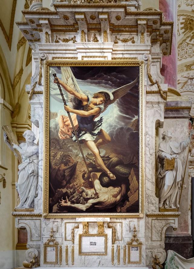 St. Michael Altar