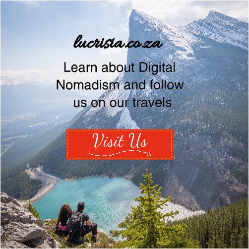Lucrisia Digital Nomad