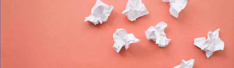 header papercrumples