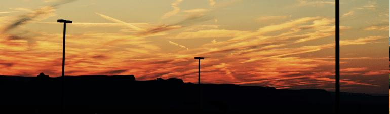 header sunsetlights