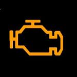 エンジンチェックランプ 警告灯