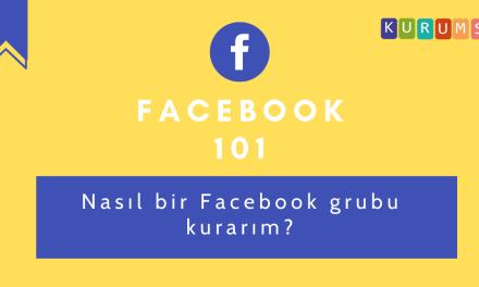Facebook Grubu Nasıl Kurulur?