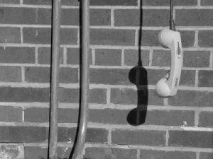 jaringan telepon rusak