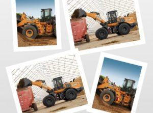 excavator vs wheel loader