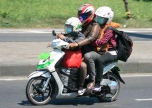 pemudik motor