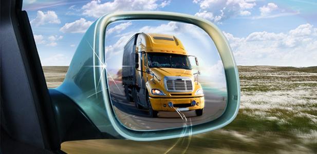truck defensive driviing