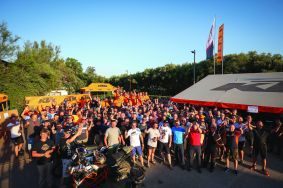 ktm adventure rally participants_sardina 2018
