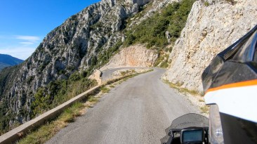 Kurvenfahrer.at Frankreich-