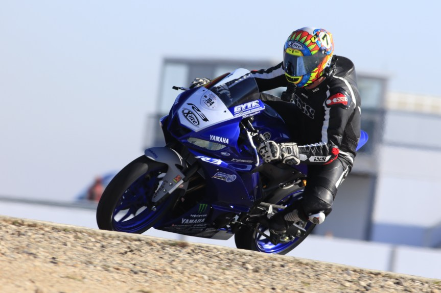 Yamaha macht den Nachwuchs flott