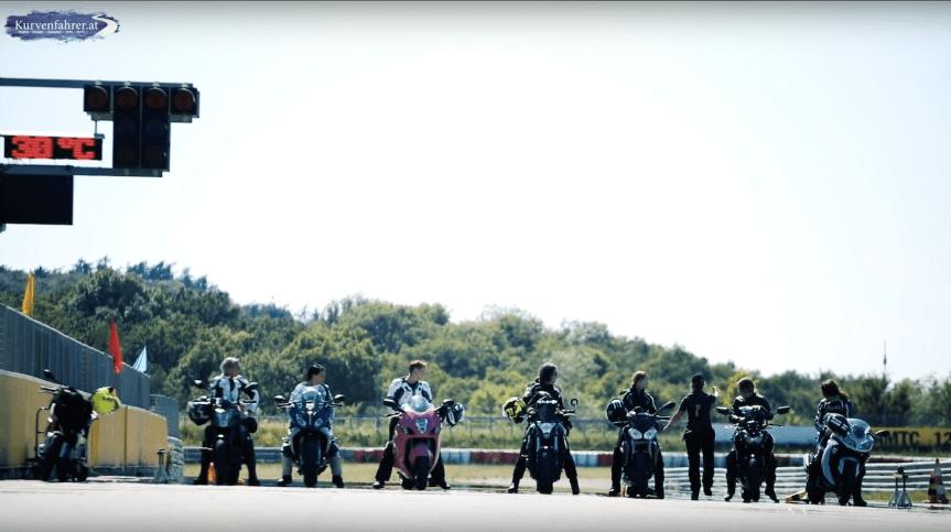 Motorradmagazin Ladiescamp 2020